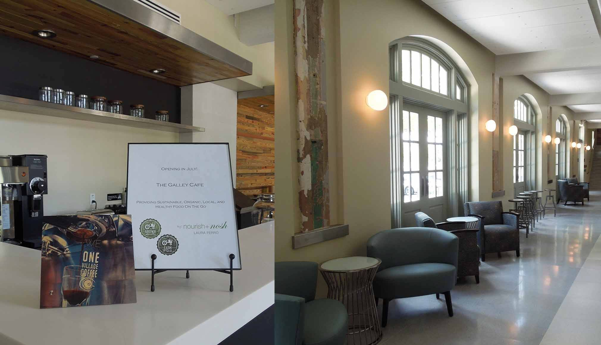 Vincera Institute The Gallery Cafe