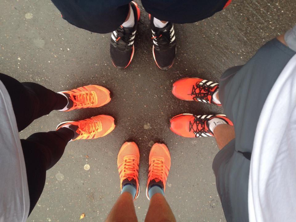#boostbirhakeim - Run Shopping Novembre - Elles sont belles nos @adidas - @bbirhakeim