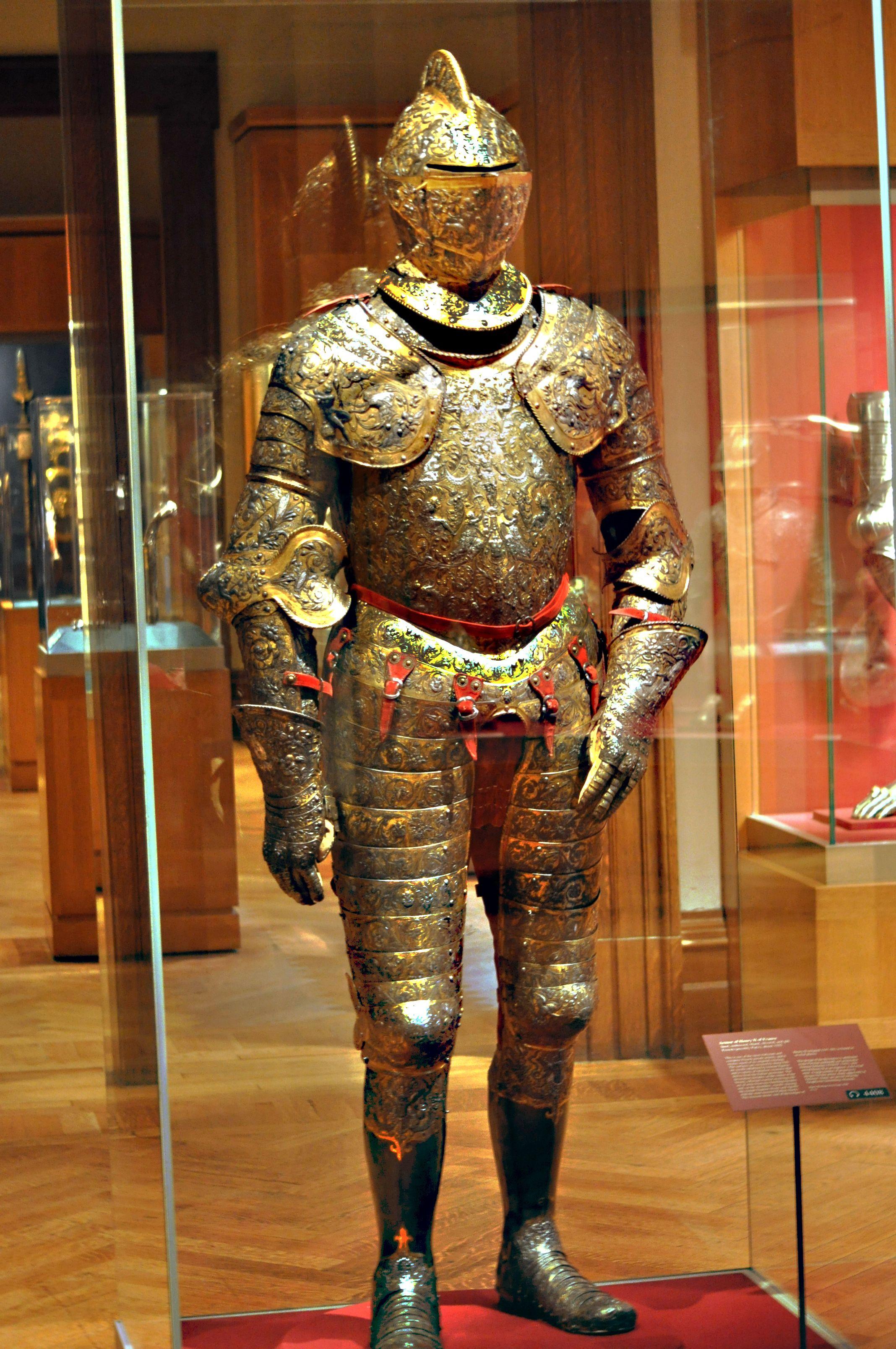 Pin Luis Ulloa European Medieval Armor