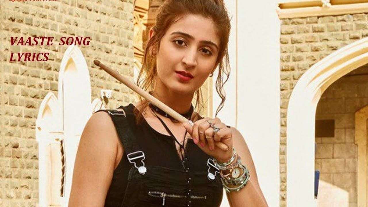 Vaaste whatsapp Status Song Dhvani Bhanushali Tanishk