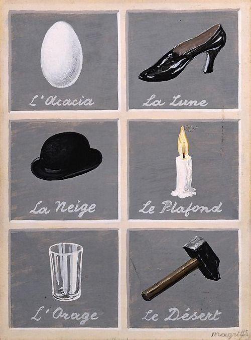 René Magritte La Trahison Des Images : rené, magritte, trahison, images, Victor, Brauner, Tumblr, Brauner,, Magritte,, Magritte