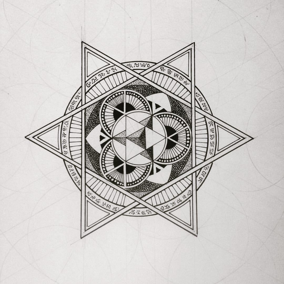 alchemy wip sacredgeometry sacredart mandala alchemy instaart instaartist doodle. Black Bedroom Furniture Sets. Home Design Ideas