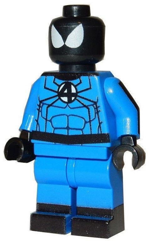 SANDMAN Marvel Universe Spider-Man Block Minifigure **NEW** Custom Printed