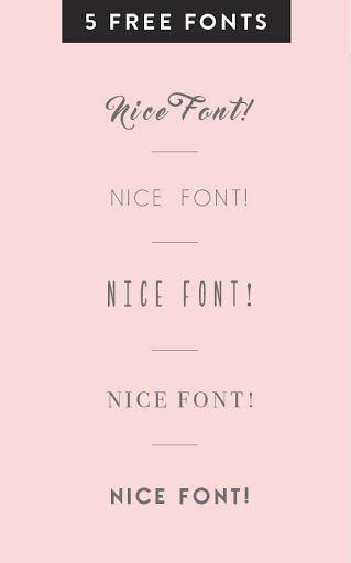 Free Fonts  Designlovefest  Fonts    Fonts Free