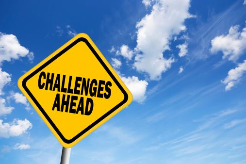 Life is not without challenges no matter who you are.  The more you are trying to accomplish the more opportunities arise for challenges.