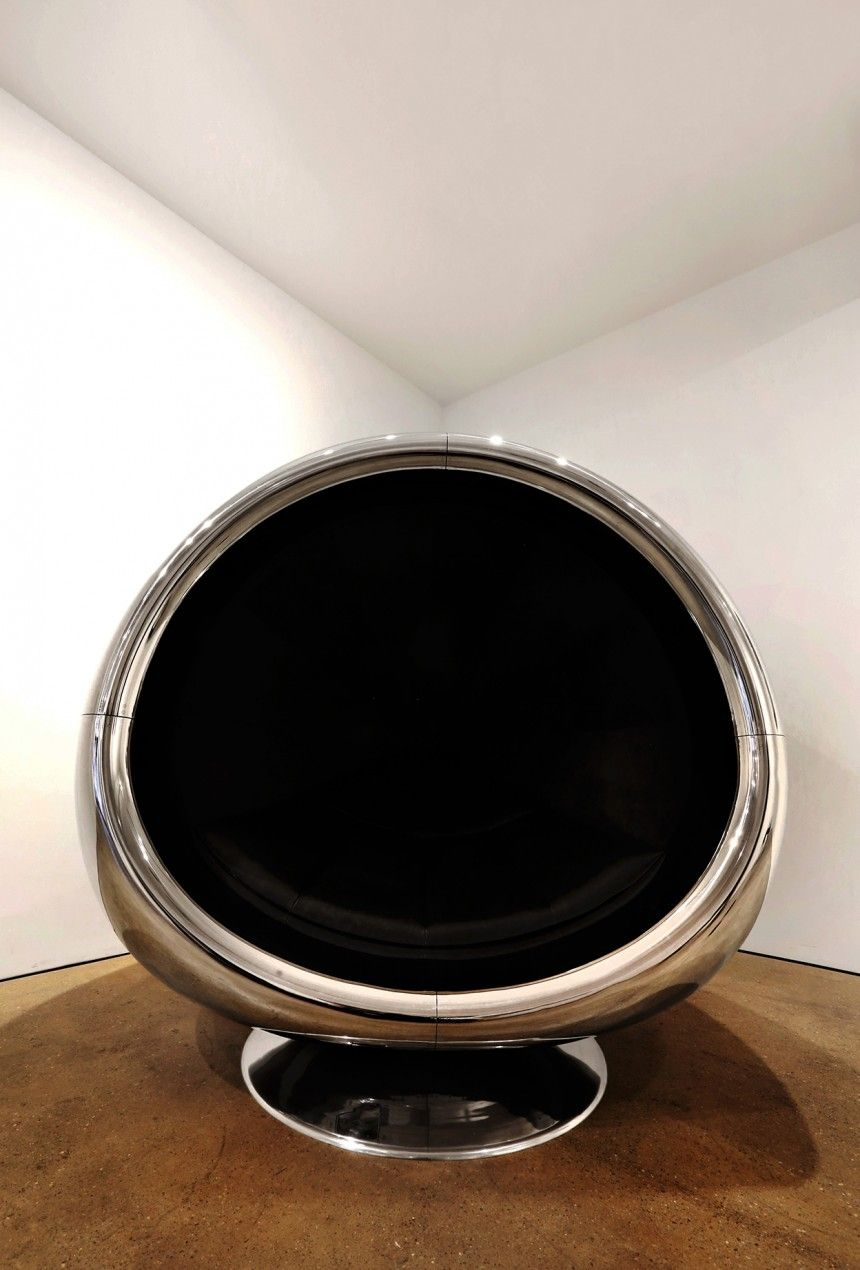 The Engine Room Design: Boeing 737 Engine Cowling Chair