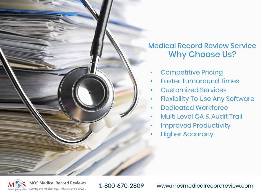 Customized Medical Record Services In 2020 Medical Records