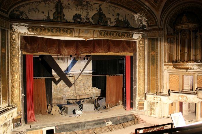 Loew S Poli Theater Bridgeport Ct Abandoned