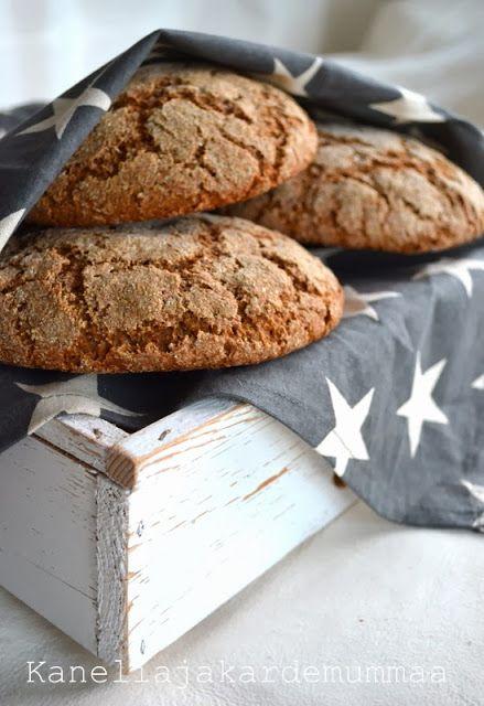 Kanelia ja kardemummaa: Bakery