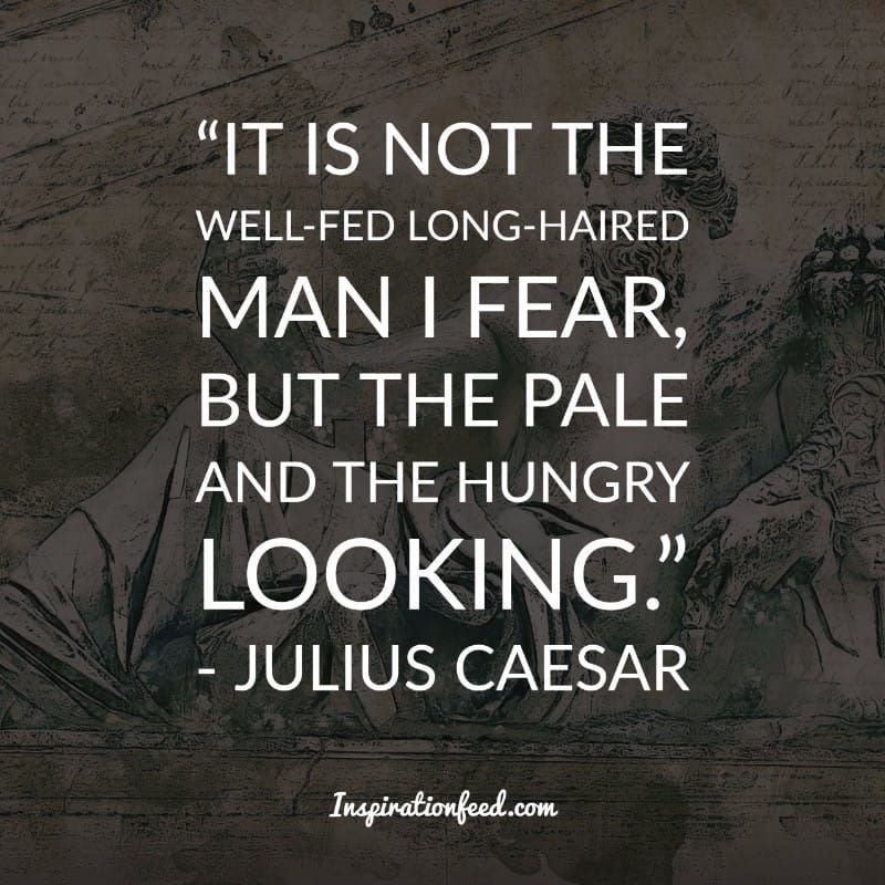 30 Famous Julius Caesar Quotes On Leadership Bravery And Honor In