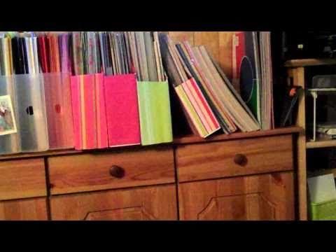 Wanna pay 10 bucks for Cropper Hoppers 12x12 Vertical Paper Keeper ...