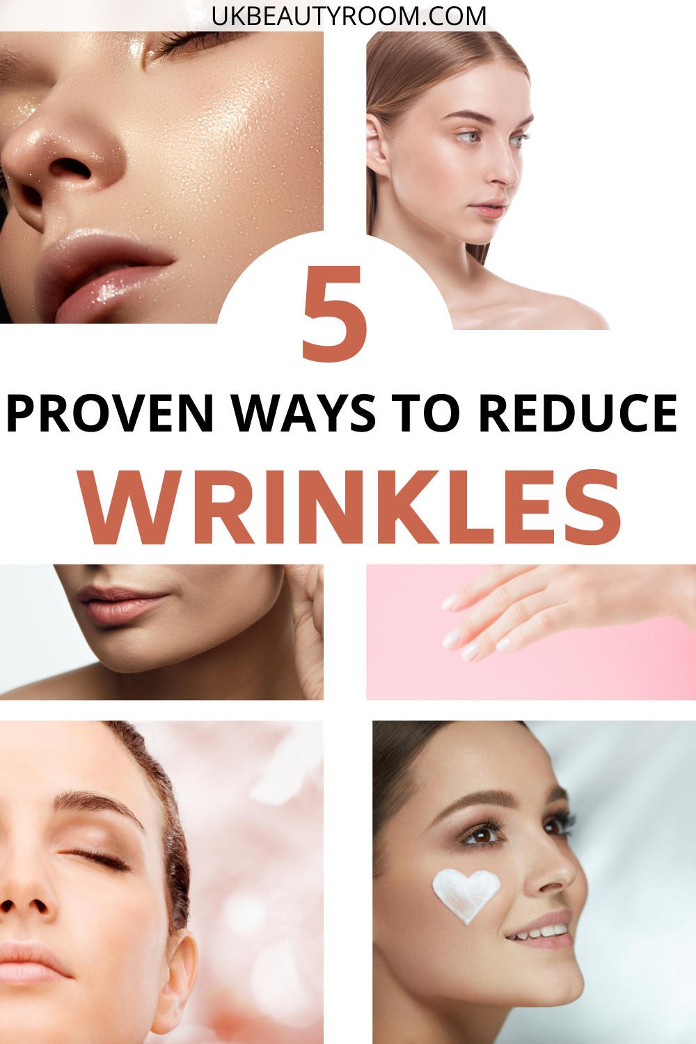 5 PROVEN WAYS TO REDUCE UNDER EYE WRINKLES