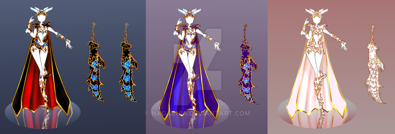 Adoptable Outfit Auction 16 CLOSED by Nagashia on DeviantArt
