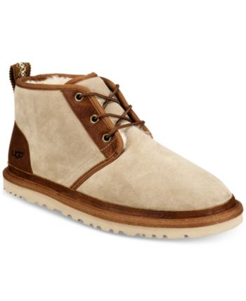 0177d0d2558 Men's Neumel Leather Trim Chukka Boot in 2019 | Products | Uggs ...
