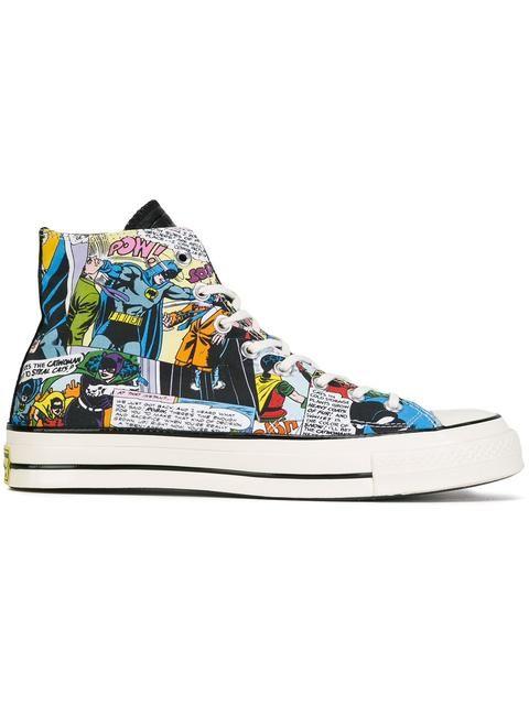 4e5e6b00c1bf12 CONVERSE Chuck Taylor All Star  70 x DC Comics  Batman  hi-tops.  converse   shoes   batman 高帮板鞋