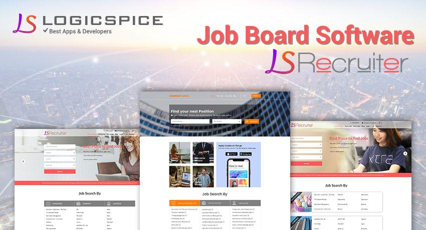 Job Board Software White Label Job Board Script in 2020