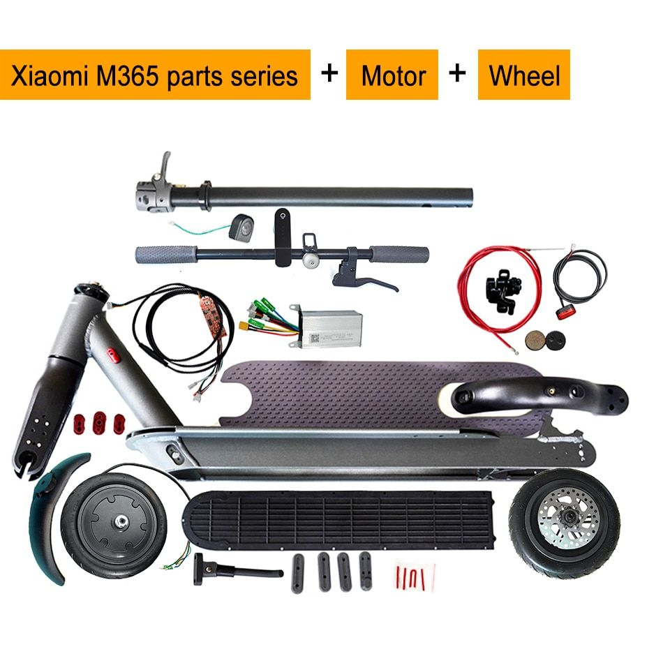 Electric Scooter Repair Replacement Parts Assembly Parts for
