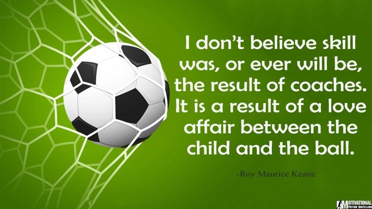 Inspirational Soccer Quotes For Boys And Girls With Images
