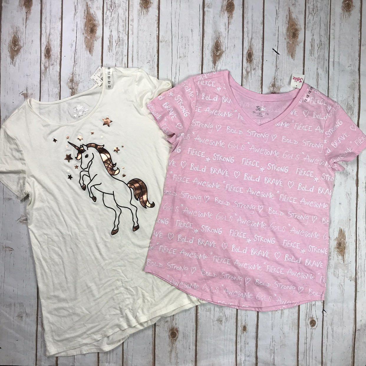 Justice Nwt Girls Shirts Size 20 Justice Shirts Shirts For Girls Shirts