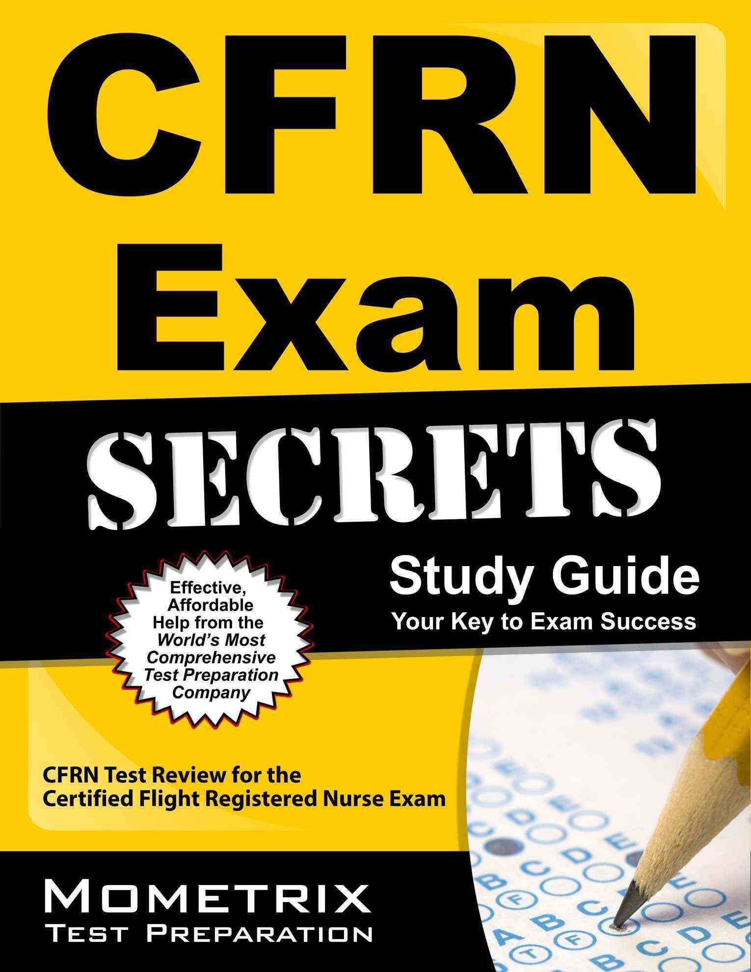 CFRN Exam Secrets CFRN Test Review for the Certified