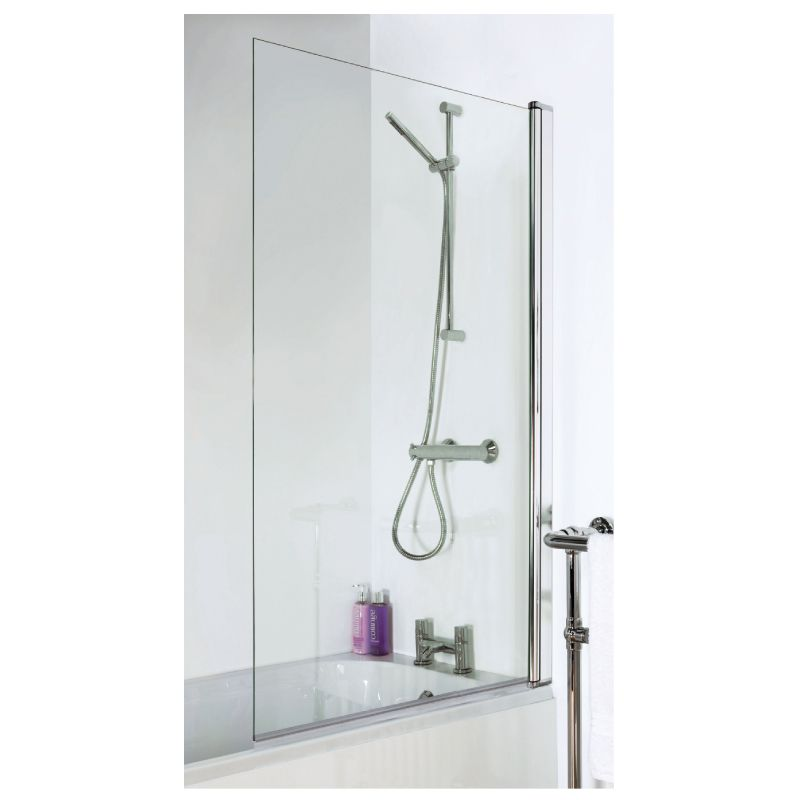 ICE Square Plain Shower Screen | Shower Enclosures | Pinterest | Ice ...