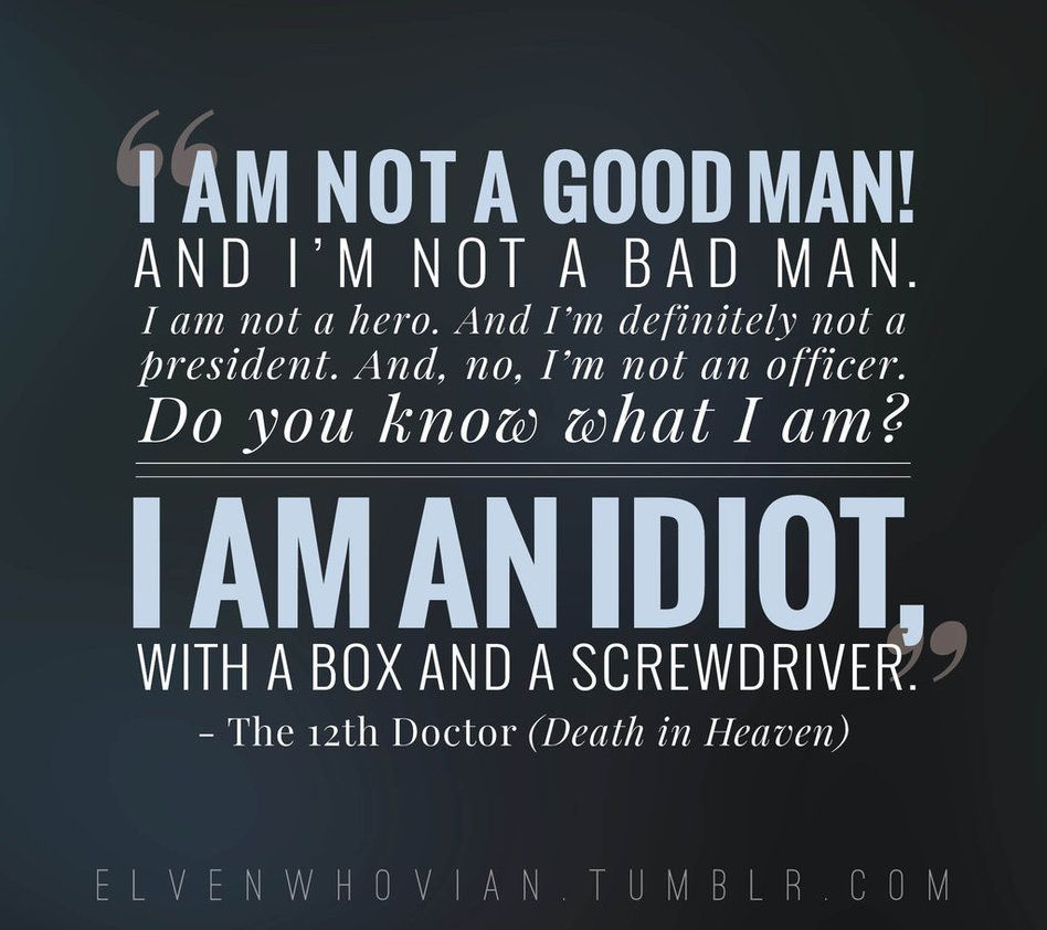 Doctor Who Quotes About Love Death In Heaven  Quote 3Elvenwhovian On Deviantart