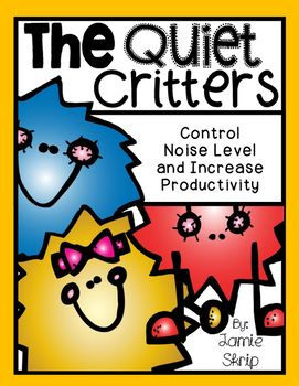 Quiet Critters [Control Noise Level and Increase Productivity] #quietcritters