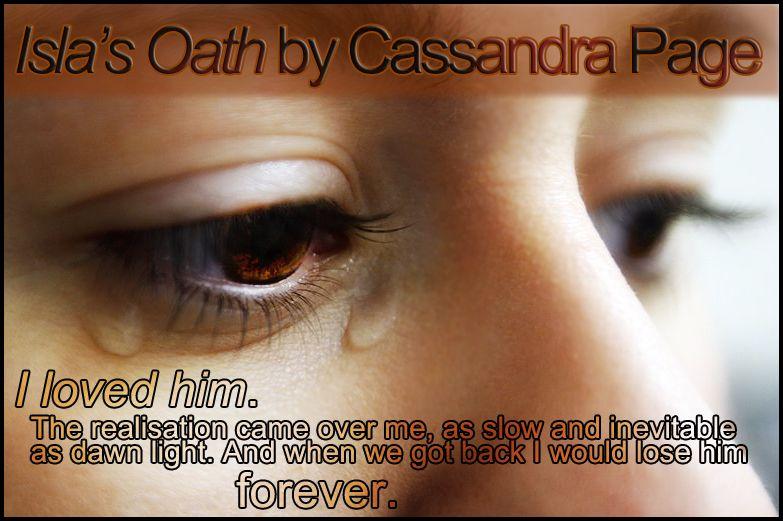 Isla's Oath (Isla's Inheritance #2) by Cassandra Page