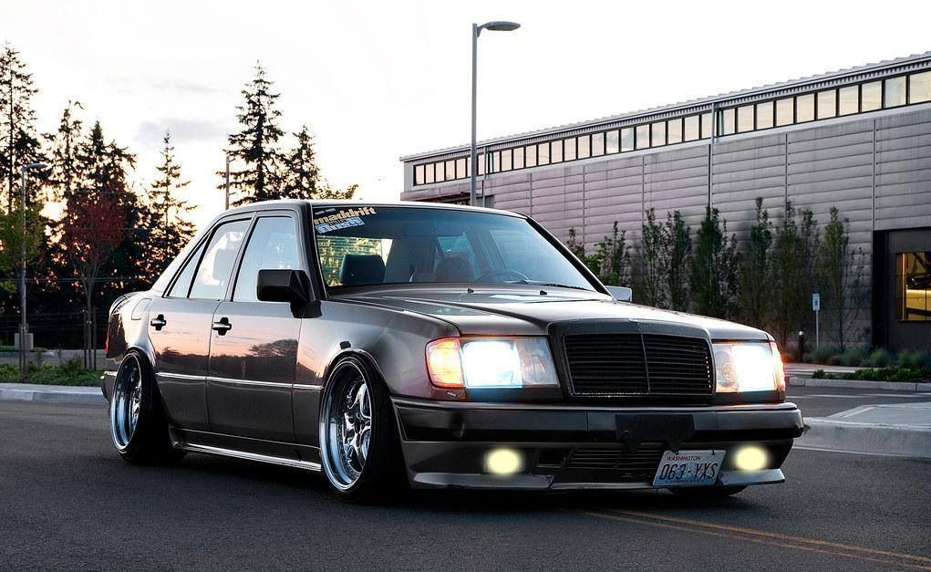 Pin By K Az On Mercedes 500 E W124 With Images Mercedes