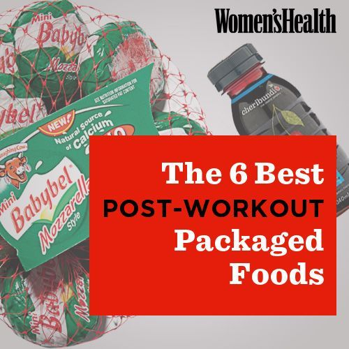 Best Post-Workout Packaged Foods The+Best+Post-Workout+Packaged+FoodsThe+Best+Post-Workout+Packaged+Foods