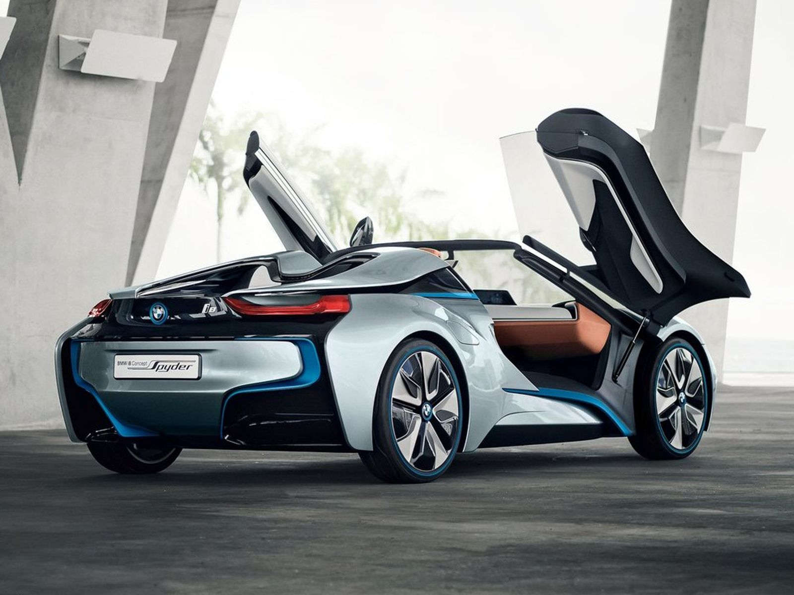 This Car Is Really Amazing And New BMW Electric Car,itu0027s Called Itu0027s One Of  Best BMW Models, It Has An Amazing Body Shape With Very Cool Design,