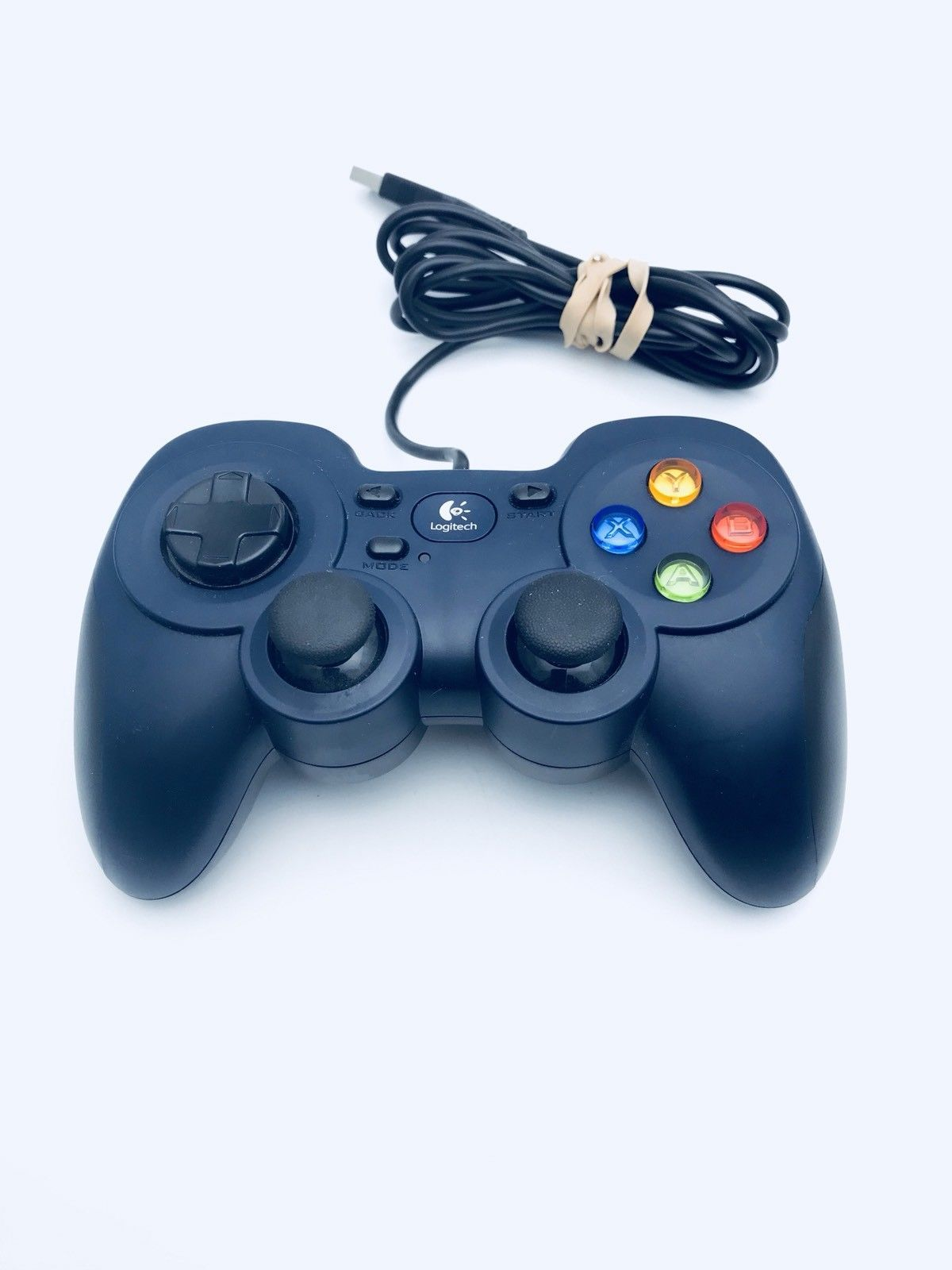 53baf7da8b9 Find many great new & used options and get the best deals for Logitech F310  (940-000115) Gamepads at the best online prices at eBay! Free delivery for  many ...