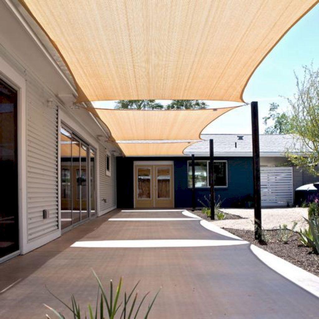 House window sunshade design  beautiful backyard patio design and decor ideas   terrasses