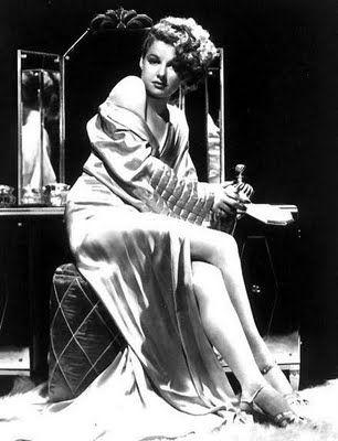 old hollywood glam. V