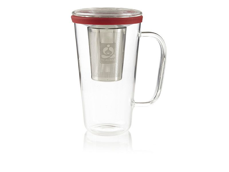 Austin Glass Infuser Mug At Teavana Teavana Tea