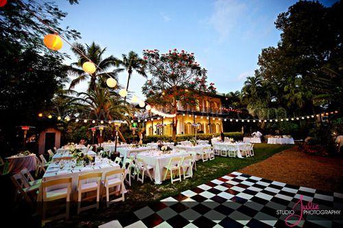 Wedding Venue Of The Week Ernest Hemingway Home Museum Key