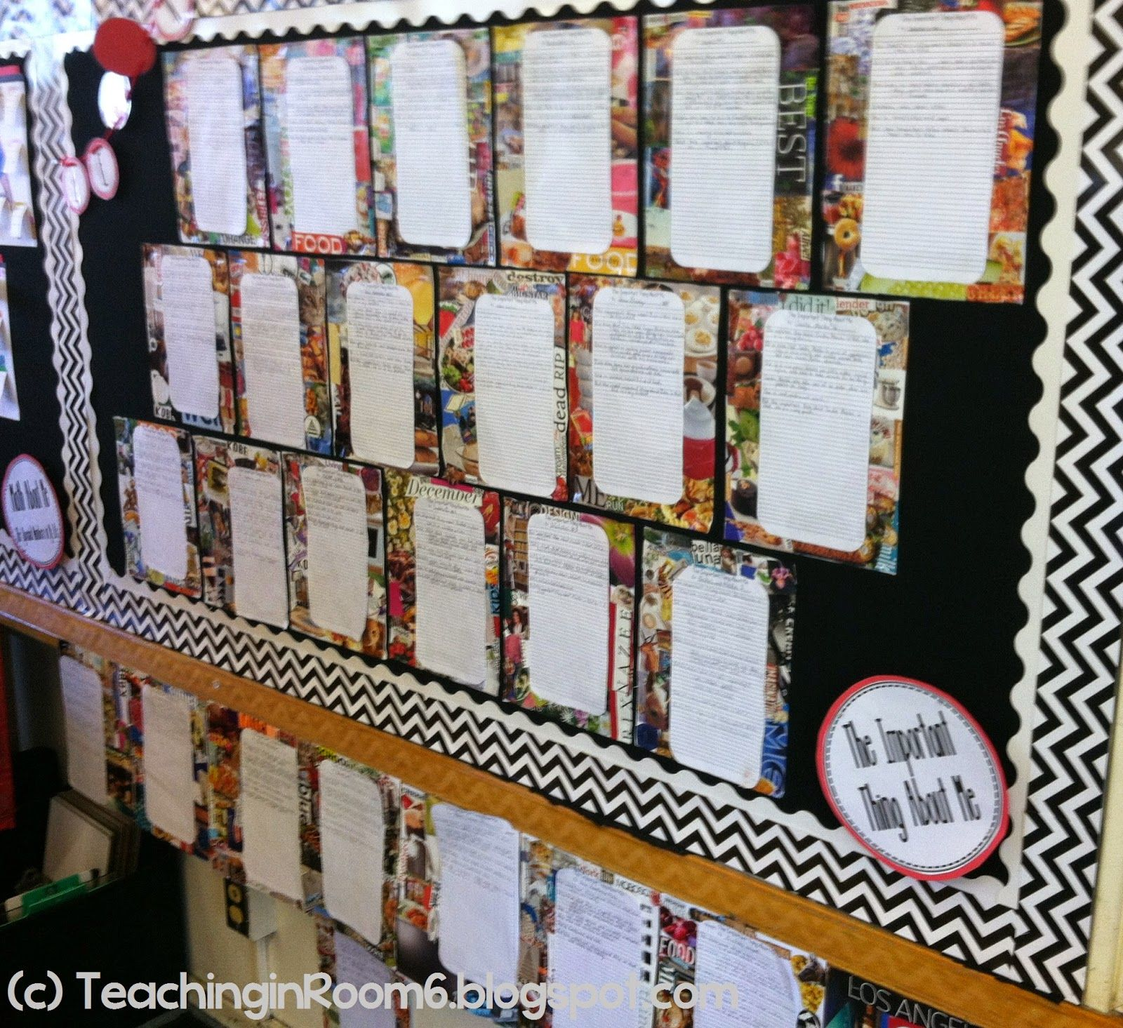 Some standards based lessons to use the first day of school designed to get to know your students academically as well as make some good bulletin boards.