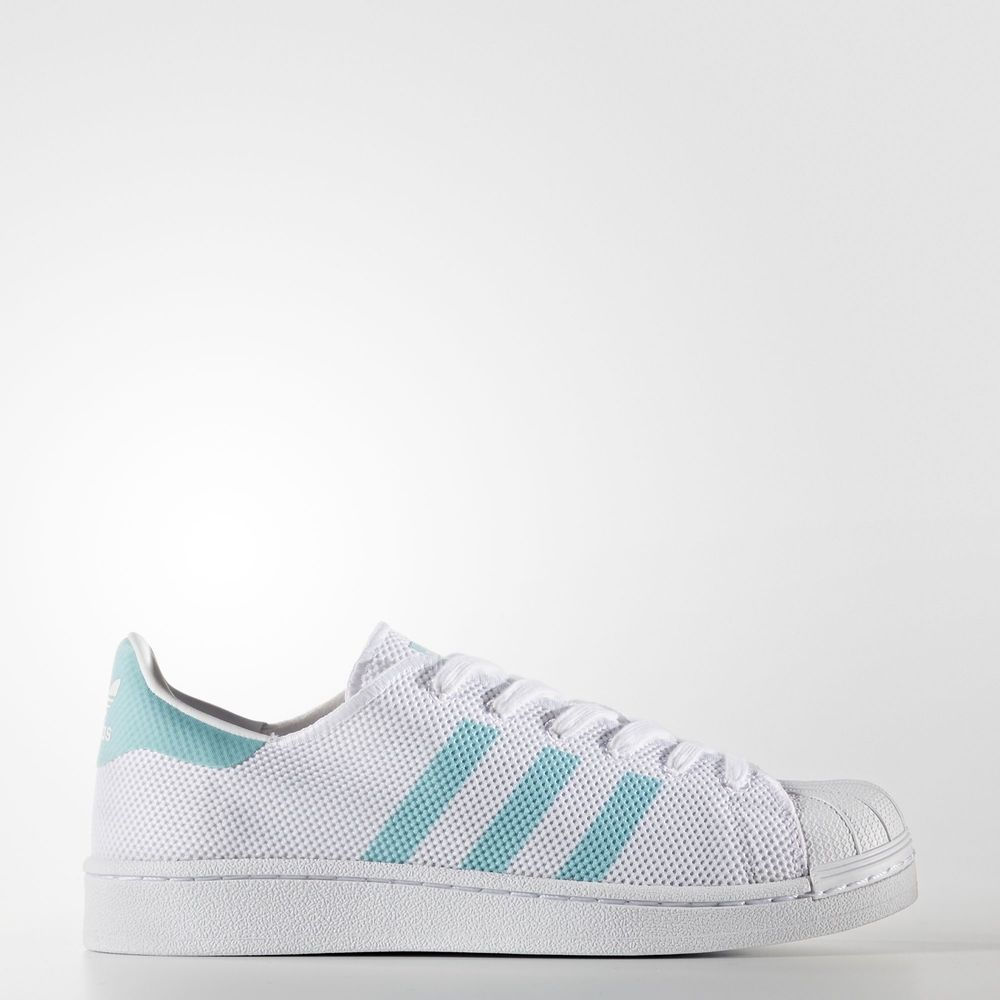 nuove adidas superstar scarpe originali delle scarpe bianche