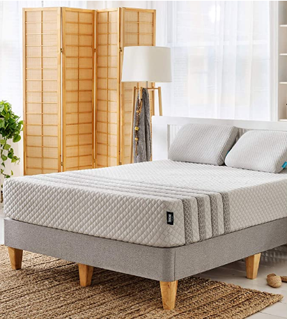Luxury Hybrid 11 Mattress In A Box Certipur Us Certified 3 Layer Spring Memory Foam Construction In 2020 Comfort Mattress Mattress Modern Sofa Sectional