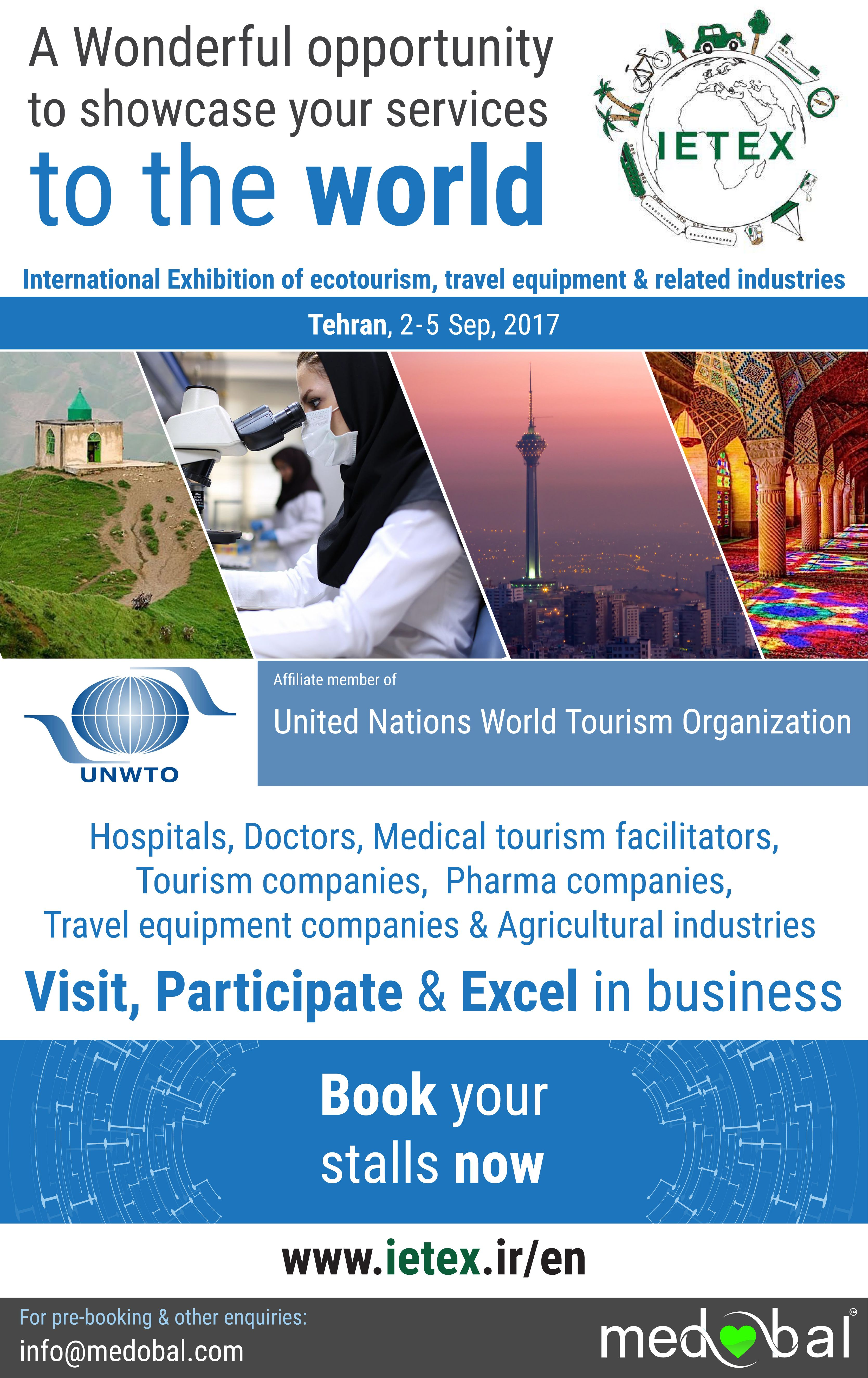 International Exhibition Of Ecotourism Travel Equipment Related