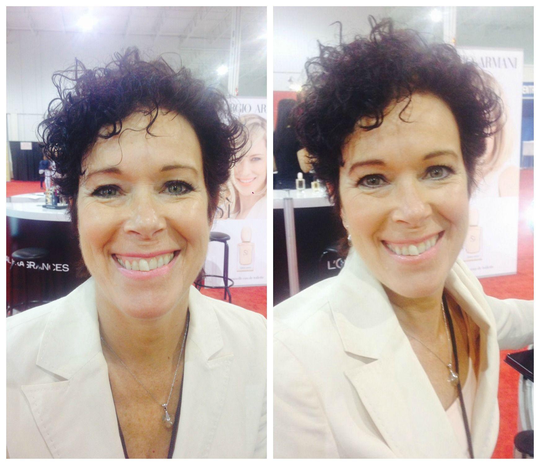 Avant et Après - Bar à sourcils Annabelle / Salon d'achat Jean Coutu 2015 #eyebrowsonfleek #GalaPJC #BrowGame