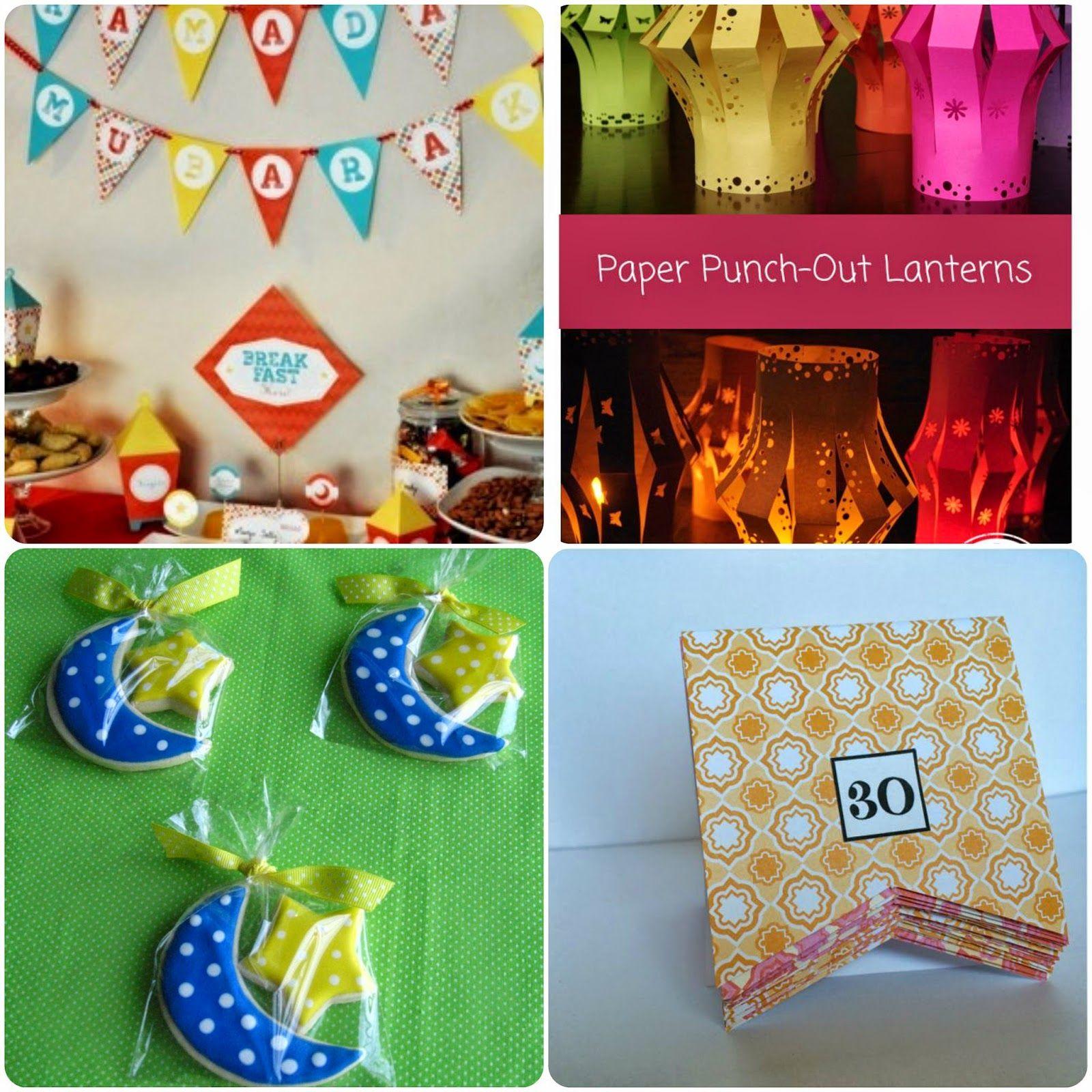 Oh So Peachy Fun Ramadan Craft Ideas For Kids
