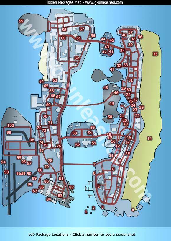 Gta Vice City Hidden Packages Map : hidden, packages, Radios, Incluidas, +Trucos, +Mapas, Mapas,, Memes, Graciosos