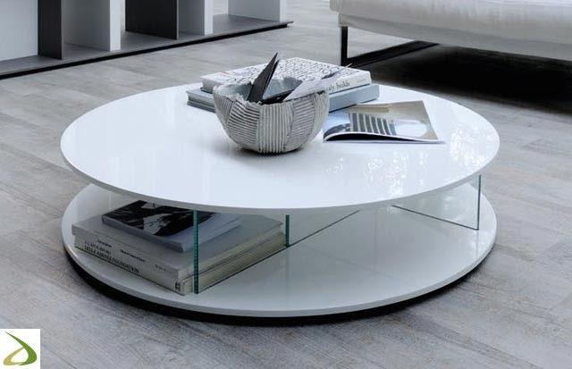 Tavolino Oligo | arredamento | Tavolini, Tavolini rotondi e ...