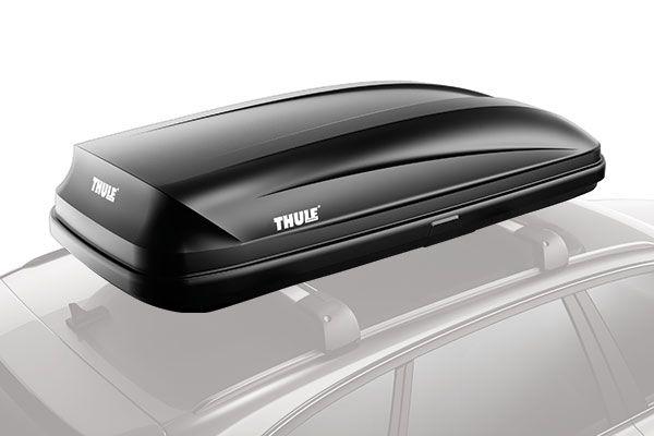 thule pulse cargo box roof box car