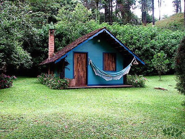 Resultado de imagem para casas de campo simples - Exteriores de casas de campo ...
