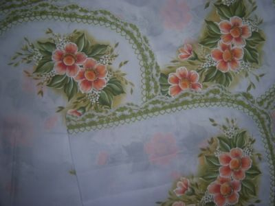 Blog de claudeteamorempintura : Pintura em tecido com carinho e capricho!! Faça seu pedido: claudete.28@hotmail.com, Caminho de mesa flores