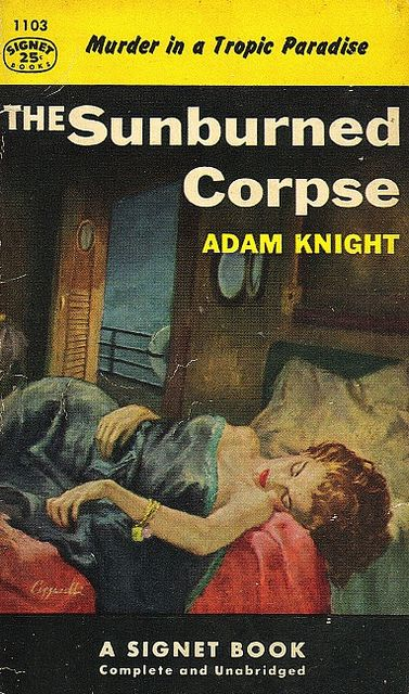 Image result for adam knight the sunburned corpse