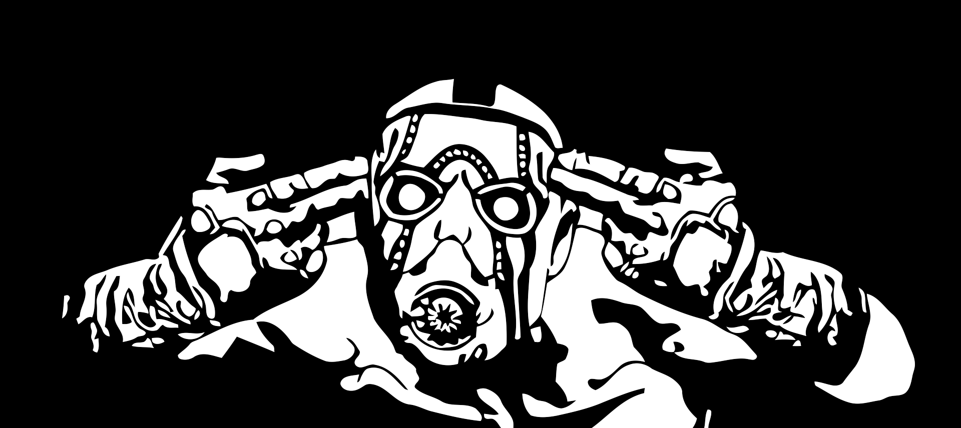 borderlands psycho mask tutorial