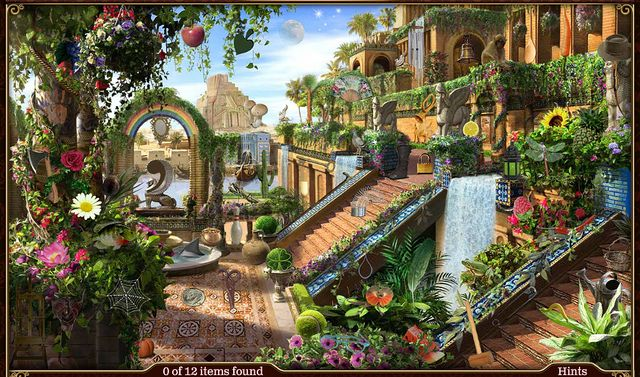 Hanging Gardens Of Babylon Photos Google Search Hanging Gardens Pinterest